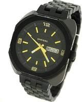 Diesel Bracelet Collection Gold-tone Accents Dial Women's watch #DZ5203
