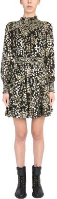 MICHAEL Michael Kors Mini Dress With Star Pattern