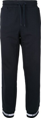 Emporio Armani Side Panel Tracksuit Bottoms