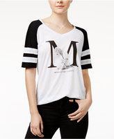 Freeze 24-7 Marilyn Monroe Juniors' Beauty Sporty Graphic T-Shirt