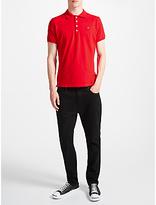 Diesel T-Heal Polo Shirt, Tango Red