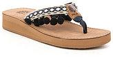 Yellow Box Karra Flip-Flop Sandals