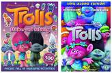 DreamWorks Trolls DVD With Trolls Sticker & Activity Book Set