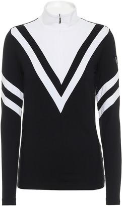 Toni Sailer Hedda zip-up ski sweater