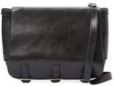 The Kooples Large Vintage Leather Messenger