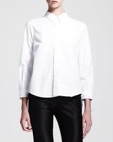 Jil Sander Pippa Buttoned Poplin Shirt