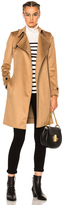 Burberry Wrap Trench Coat
