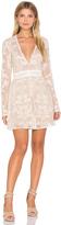 For Love & Lemons x REVOLVE Violetta Dress