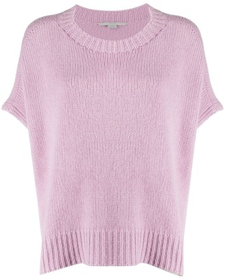Stella McCartney Loose Fit Knitted Top
