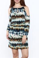Veronica M Cold-Shoulder Dress