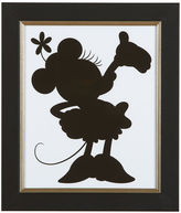 Ethan Allen Minnie Mouse Silhouette IV
