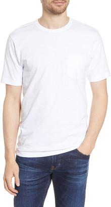 Faherty Sunwashed Pocket T-Shirt