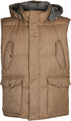 Eleventy Sleeveless Jacket