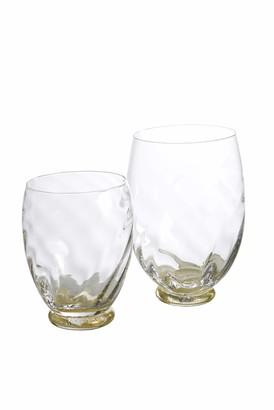 Abigails Elisa Wine Glasses Set of 4