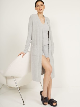 New York & Co. Fuzzy Long Cardigan - Ultra Cozy Collection