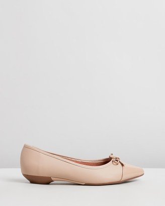 Vizzano - Women's Nude Ballet Flats - Jenny - Size One Size, 8 at The Iconic