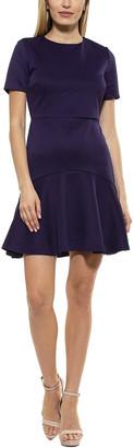 Alexia Admor Monica Flounce Mini Dress