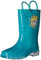 Western Chief Frozen Elsa Light up Rain Boot