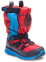 Stride Rite Boys' Made 2 Play® Spider-Man Sneaker Boot Preschool
