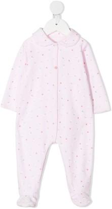 Absorba Floral-Print Pajamas