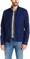 Lucky Brand Men's Indigo Harrington Jacket