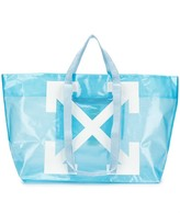 Off-White Off White large arrows tote