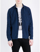 The Kooples Gingham Cotton Shirt