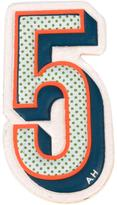 Anya Hindmarch 'Five' sticker