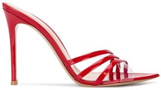 Gianvito Rossi crossover strap sandals