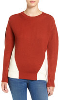 Paul & Joe Sister Colorblock Wool Sweater