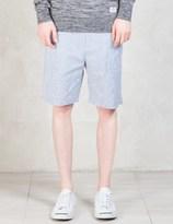 Penfield Yale Seersucker Shorts