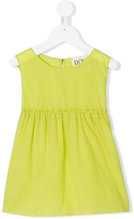 Douuod Kids pleated top