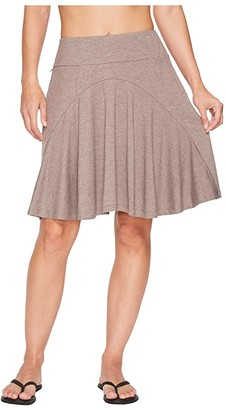 Royal Robbins Essential Tencel(r) Skirt (Falcon Heather) Women's Skirt