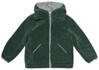 Il Gufo Teddy jacket