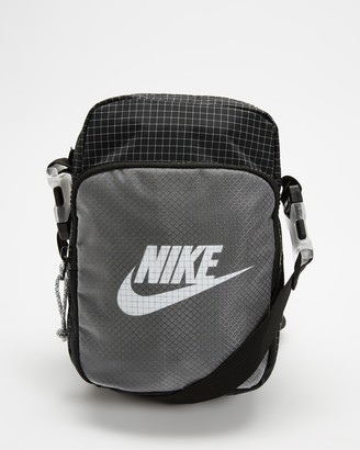 Nike Black Cross-body bags - Heritage 2.0 Small Items Bag - Size One Size at The Iconic