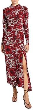 A.L.C. Isabella Printed Maxi Dress