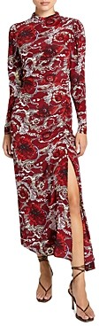A.L.C. Isabella Printed Maxi Dress