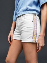 Gap AUTHENTIC 1969 embroidered summer shorts