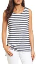Women's Caslon Tie Back Sleeveless Top