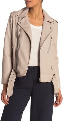 Kingsley Leather Jacket