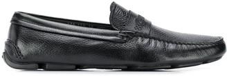 Giorgio Armani Slip On Loafers