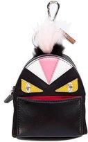 Fendi Mini Monster Backpack Charm
