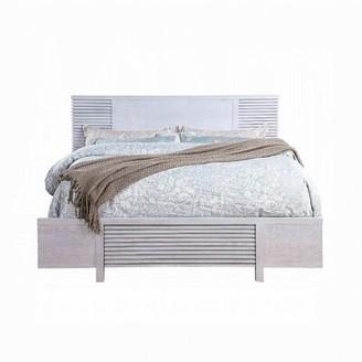 Orren Ellis Atwood Low Profile Storage Platform Bed Size: California king