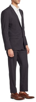 Dolce & Gabbana Regular Fit Wool Two-Button Suit
