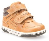 Geox Toddler Boy's 'Flick' High Top Sneaker