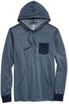 American Rag Men's Homebased Colorblocked Long-Sleeve Hoodie T-Shirt, Only at Macy's
