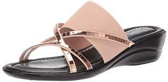 Easy Street Shoes Tuscany Women's Addilyn Slide Sandal