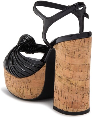 Jeffrey Campbell Disque Platform Sandal