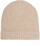 Barneys New York MEN'S CASHMERE RIB-KNIT HAT
