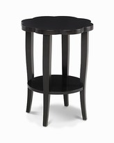 CLOSEOUT! Scallop Top Accent Table